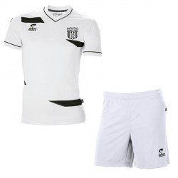 Kit Maillot OLYMPIC MC Blanc + Short Blanc