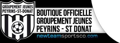 Groupement Jeunes St Donat - Peyrins